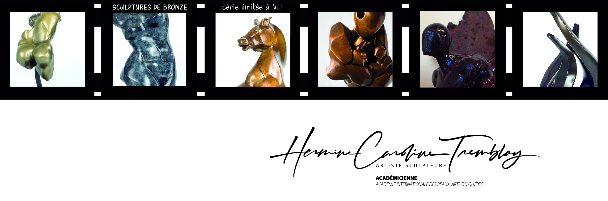 Hermine sculpteure